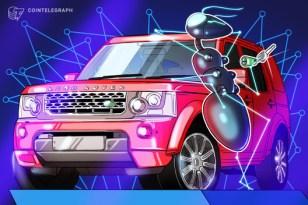 Land Rover benennt in neuer Werbung historische Bedeutsamkeit von Bitcoin