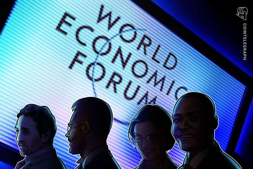 New WEF study reveals issues facing blockchain and crypto standards