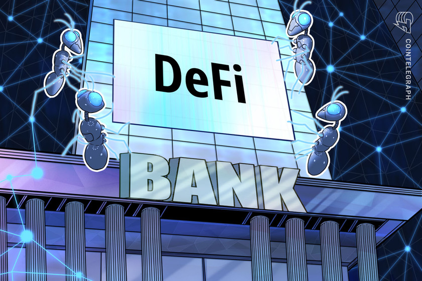 Could DeFi-powered banks become an unstoppable force in finance?