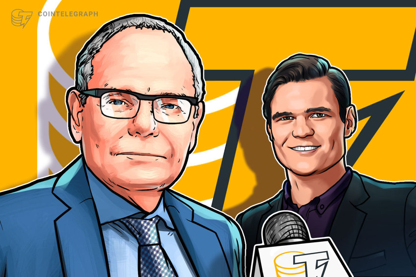 The blockchain revolution is already here, say Alex and Don Tapscott