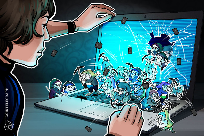 Alarming growth of difficult-to-detect 'Lemon Duck' crypto mining botnet