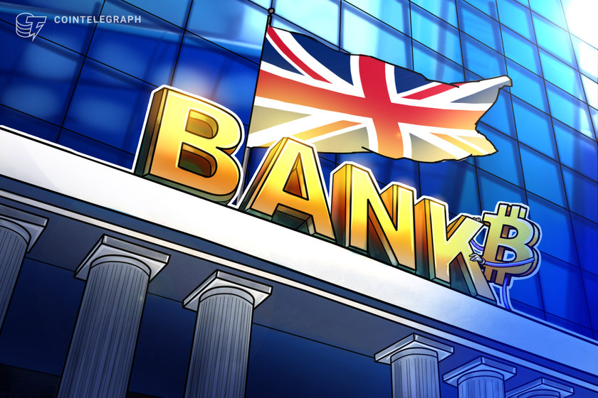 BoE governor continues to assert Bitcoin has 'little intrinsic value'