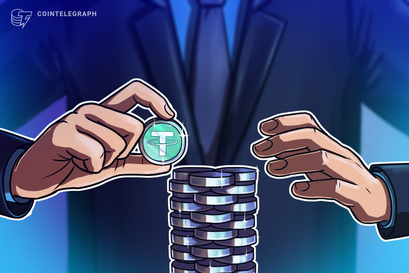 Tether's market cap could overtake Ethereum's next year — Bloomberg report