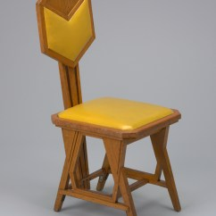 Frank Lloyd Wright Chairs Easiest To Clean High Chair The Cooper Hewitt Smithsonian Design Museum