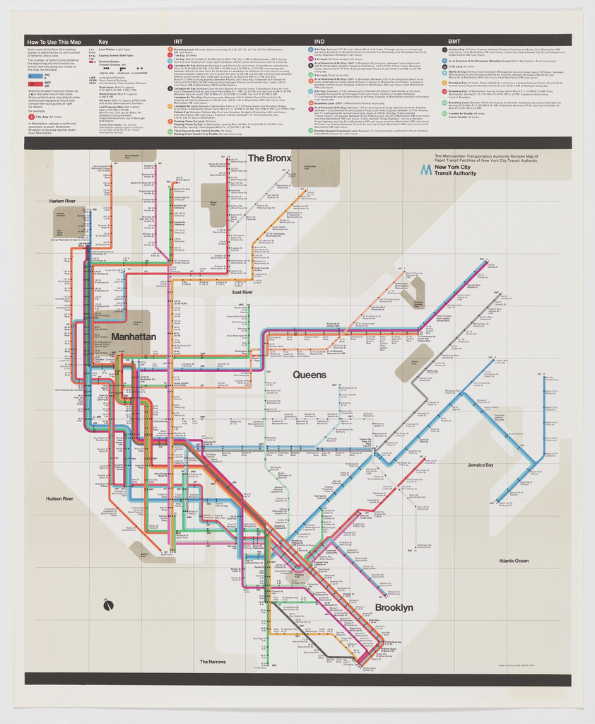 new york city subway diagram 2001 bmw z3 wiring poster map 1974 objects collection of loading full size image