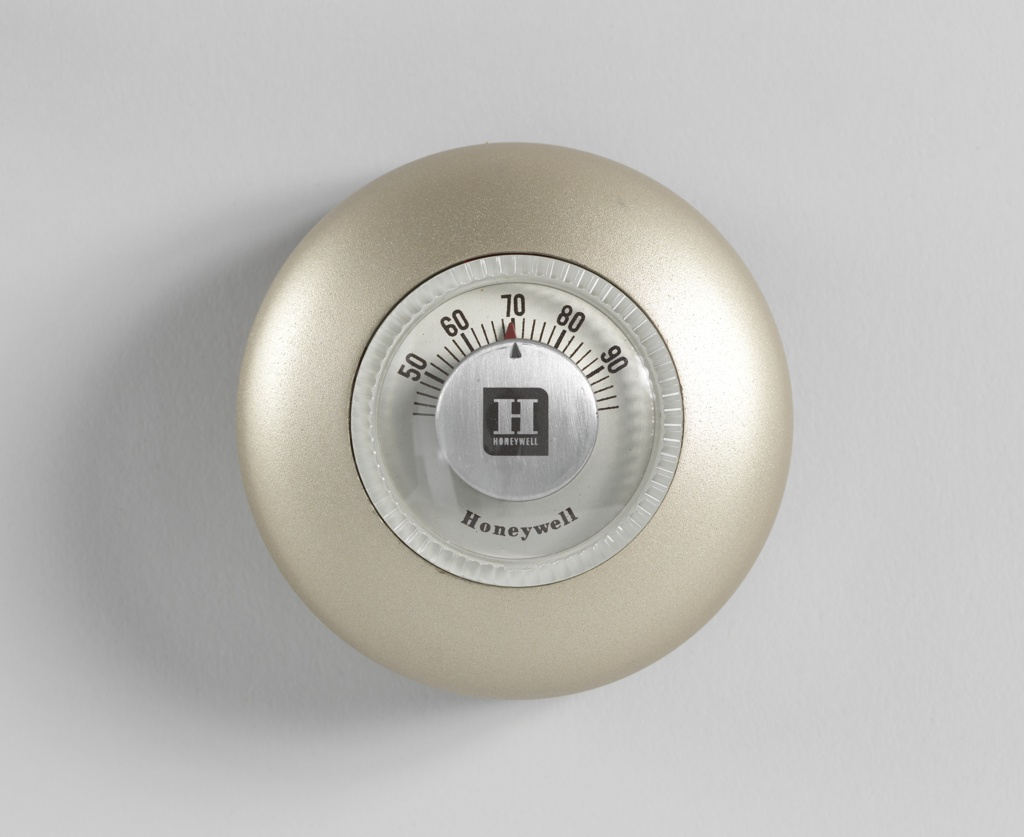 hight resolution of t 86 round thermostat 1953