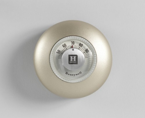 small resolution of t 86 round thermostat 1953