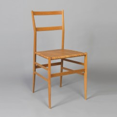 Chair Design Back Angle Lime Green Desk Superleggera 1957 Objects Collection Of Cooper Hewitt