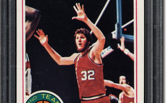 Collecting The 1977 Topps Basketball Card Set An