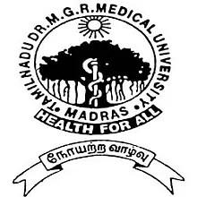Tamlinadu MGR Medical University M.Sc. Nursing Admissions