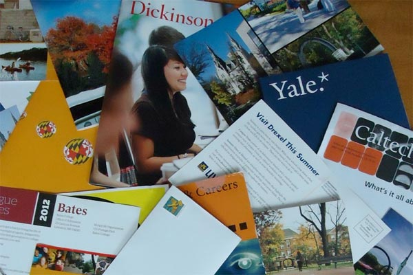 Navigating College Mailings: Form Letters, Brochures, and E-mails ...