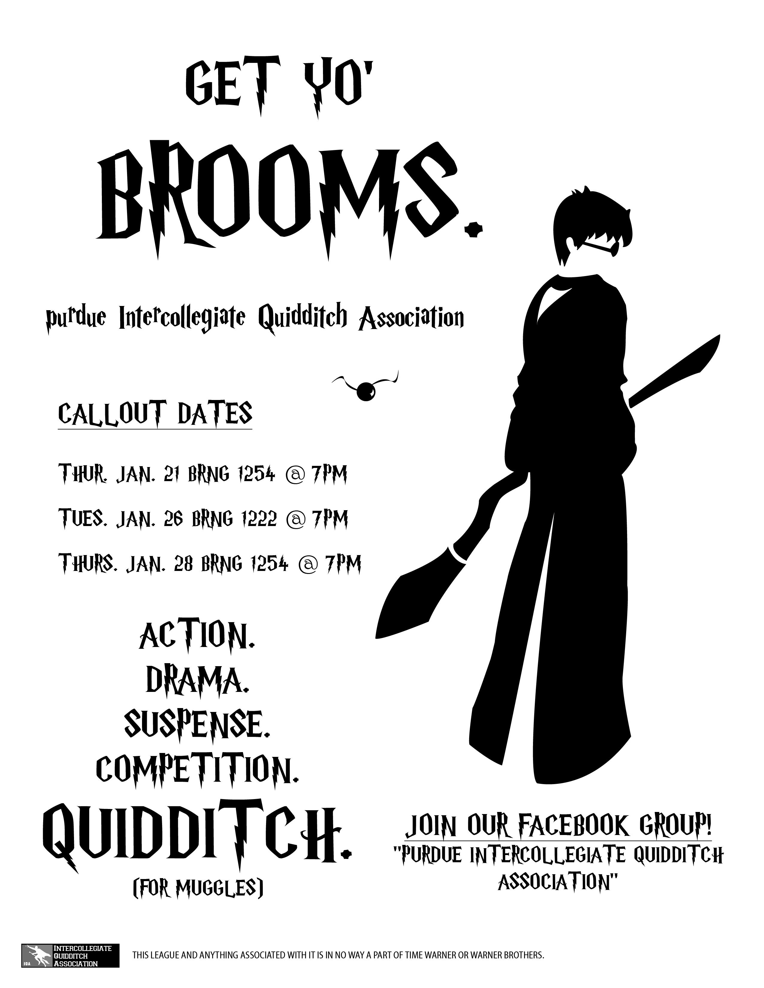 Quidditch Callout