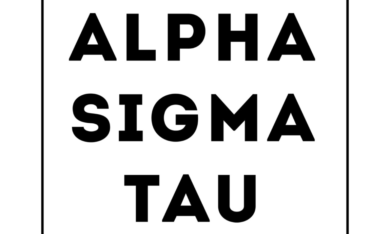 Alpha Sigma Tau Informational!