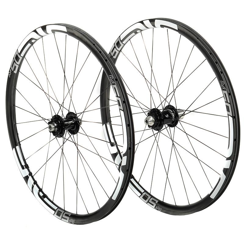 Enve M50 Fifty/Chris King Disc Carbon Fiber Wheelset HG 27