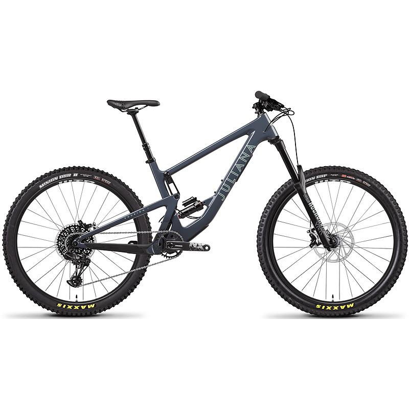 Juliana Roubion Carbon R Complete Bike SM Maritime Grey