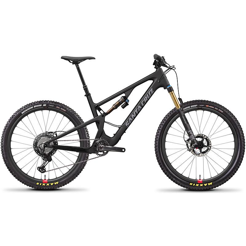 Santa Cruz 5010 Carbon Cc Xtr Reserve Complete Bike Lg