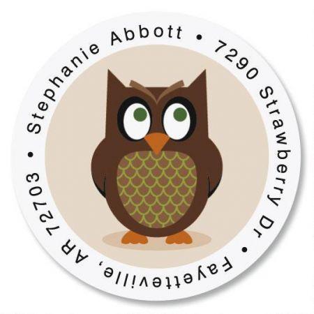 owl round return address