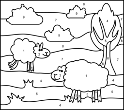 With Deep Meaning Coloring Pages