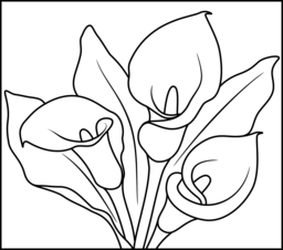 Kala Coloring Page. Printables. Apps for Kids.