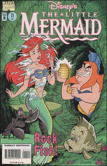 Disneys the Little Mermaid 11 A Jul 1995 Comic Book by Marvel