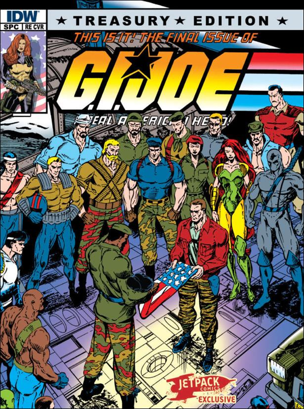GI Joe A Real American Hero  1 B Jun 2012 Comic Book by IDW