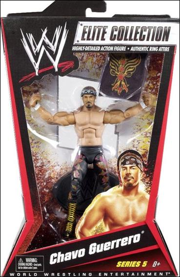 WWE Elite Collection Chavo Guerrero Jan 2010 Action Figure by Mattel