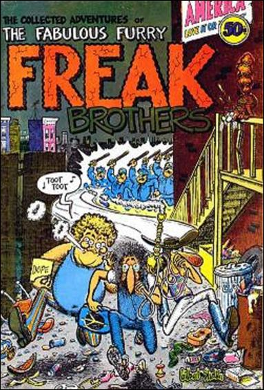 Fabulous Furry Freak Brothers 1 Z INVALID Not Known Comic