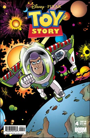 Toy Story 4 A Mar 2010 Comic Book by Boom Kids