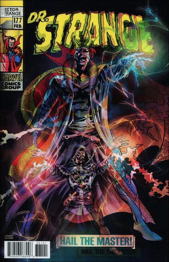 Doctor Strange 381 B Jan 2018 Comic Book by Marvel