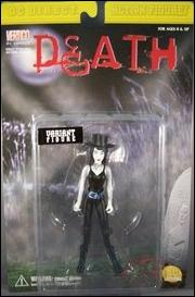 Sandman Death Top Hat Jan 1999 Action Figure by DC Direct