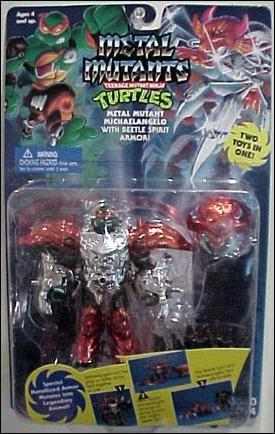Teenage Mutant Ninja Turtles Me Metal Mutant