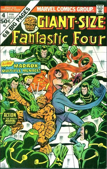 madrox versus fantastic four