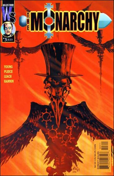 Pricing and Appraisal for Monarchy 3 A, Jul 2001 Comic ...
