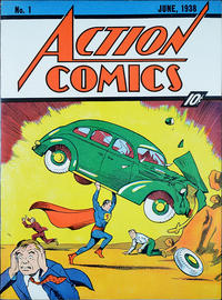 Action Comics #1 (April, 1938)