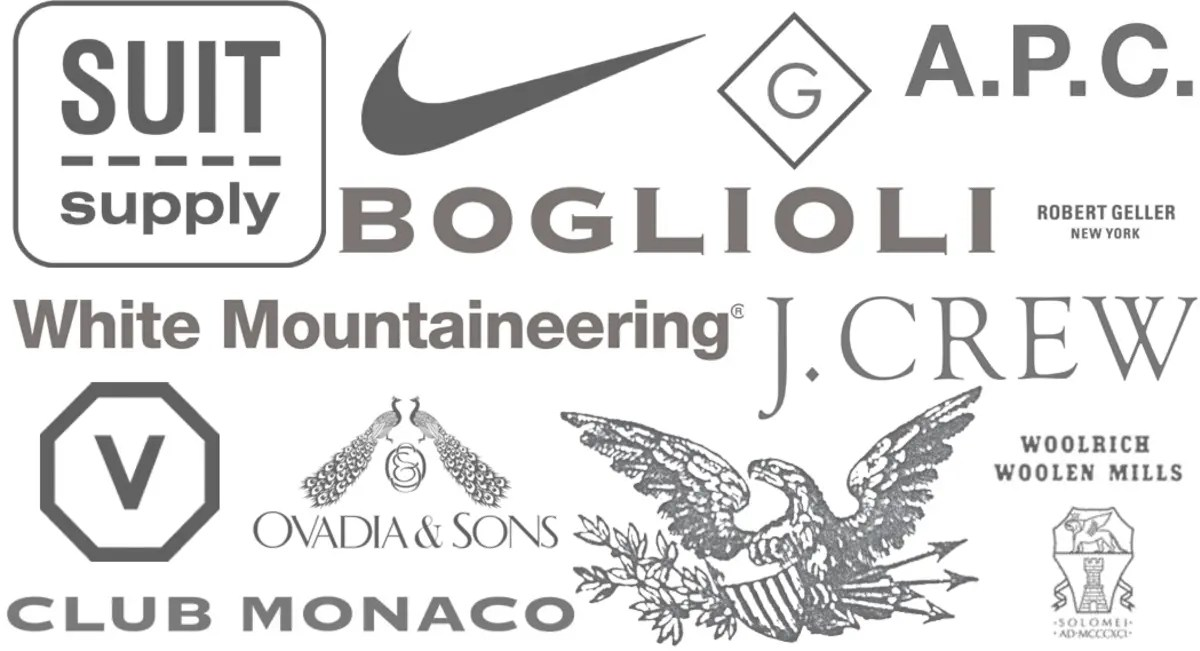 The 25 Best Brands And Designers Of The #Menswear Era