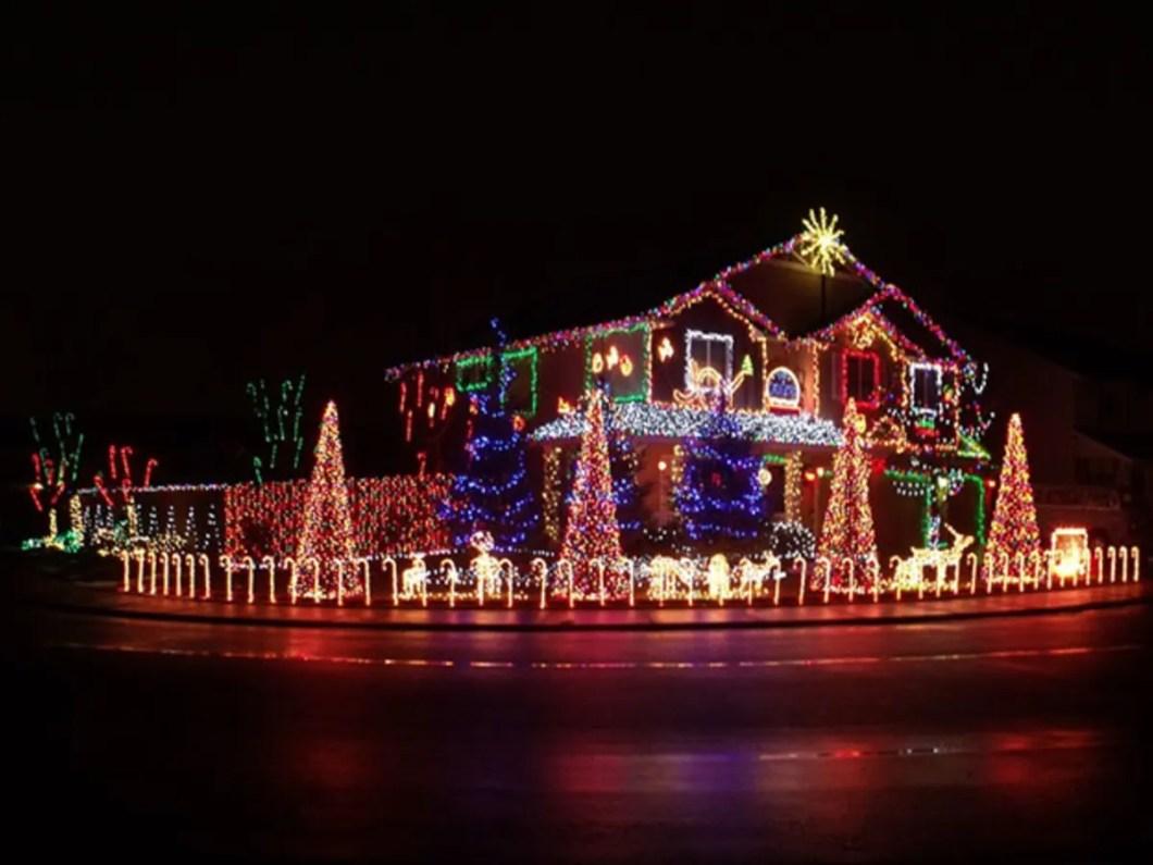 Johnson Christmas Lights 2017 | Christmaswalls.co