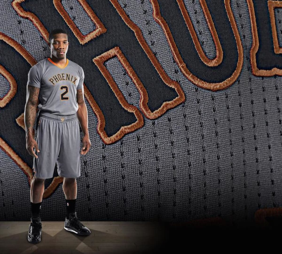 The Phoenix Suns Unveil New Alternate Uniforms With The