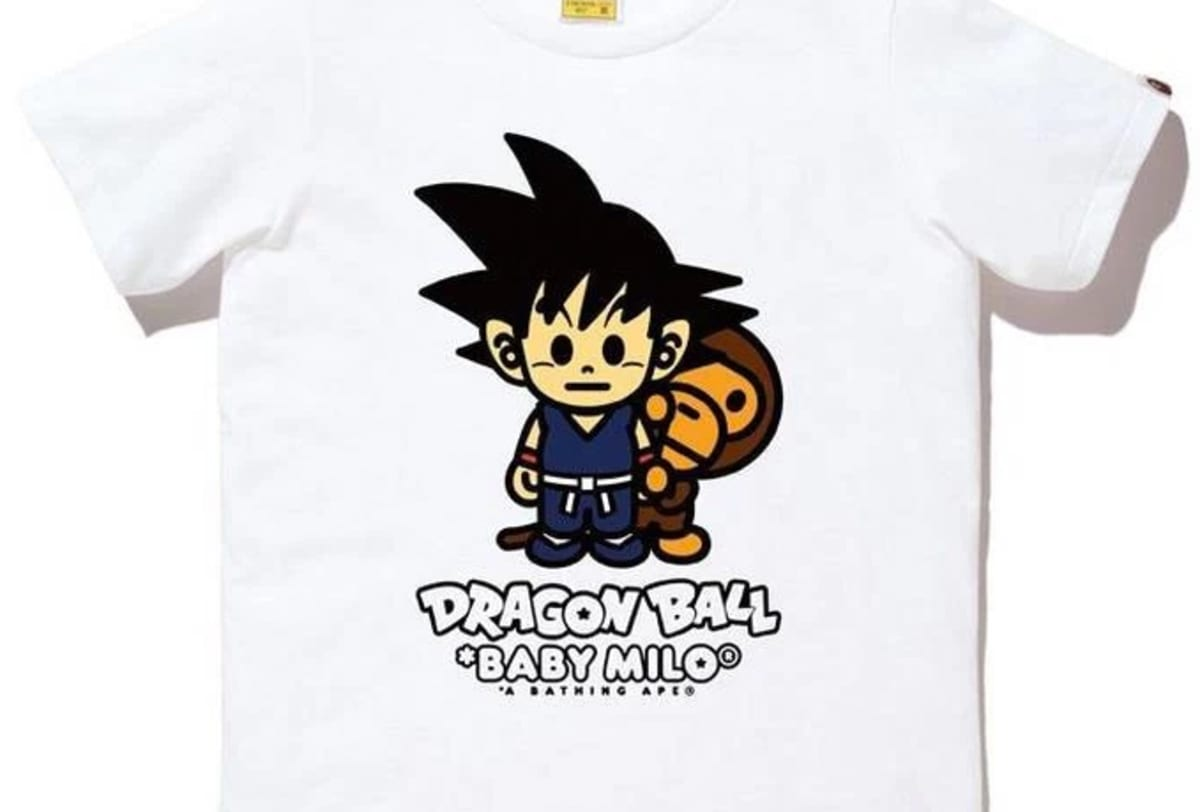BAPE and Dragon Ball Unveil Their Biggest Collaboration