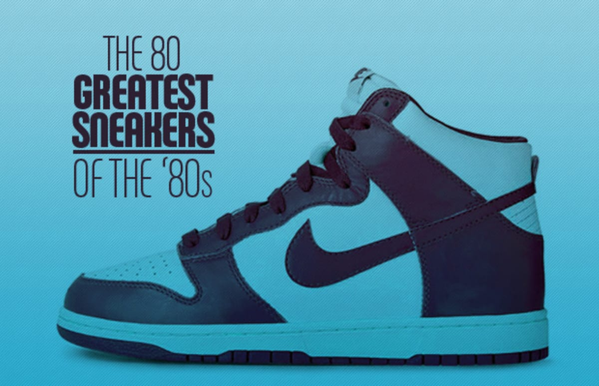 Reebok The Pump  The 80 Greatest Sneakers of the 80s