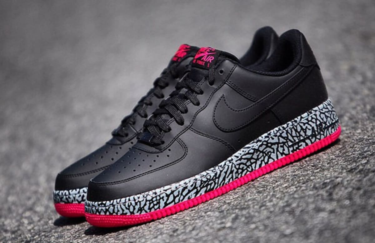 Air Force One Shoes Red