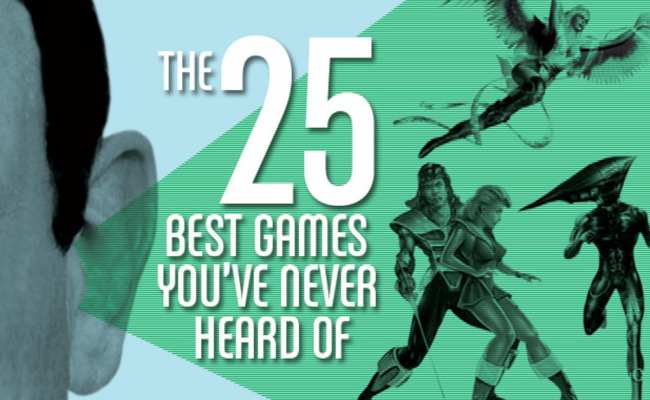 Sleeper Sell The 25 Best Games You Ve Never Heard Of