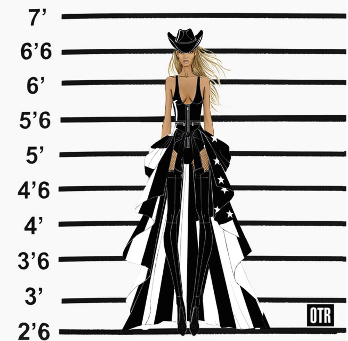 Beyoncs On The Run Tour Outfits Are Crazy And Include