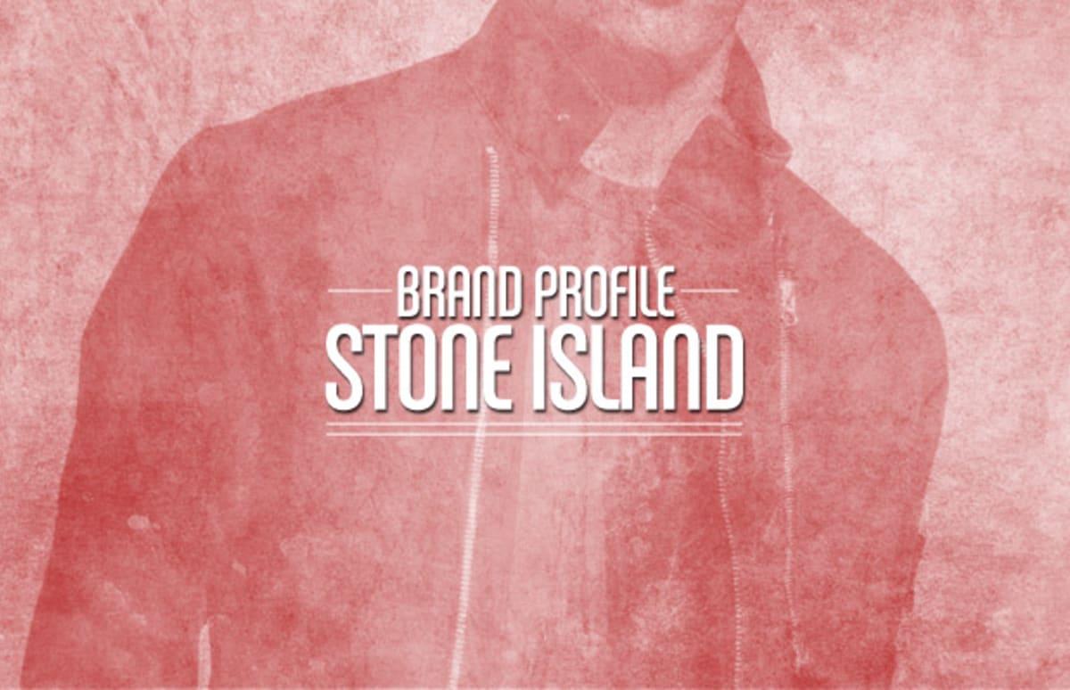 30th Anniversary Jacket  Brand Profile Stone Island