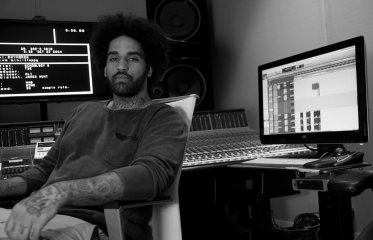 How To Make It In America TDEs MixedByAli on Becoming an Audio Engineer  Complex