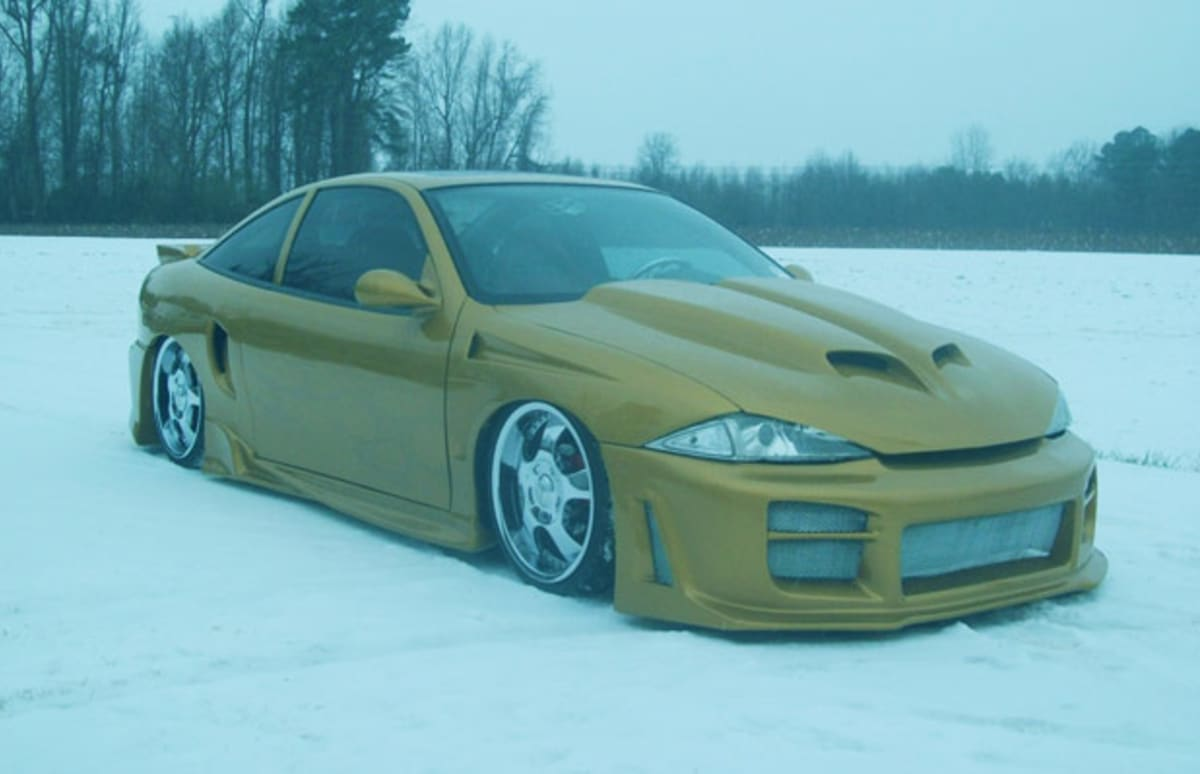 hight resolution of custom chevy cavalier