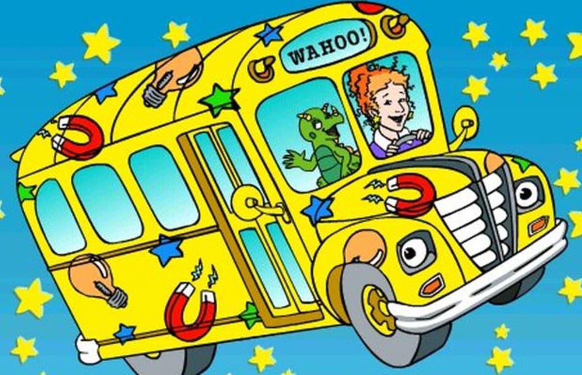Netflix To Bring Back The Magic School Bus