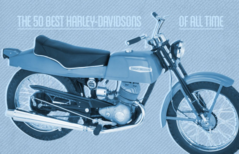 medium resolution of the 50 best harley davidsons of all time