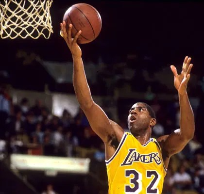 Magic Johnson The 25 Best Scoring Point Guards in NBA