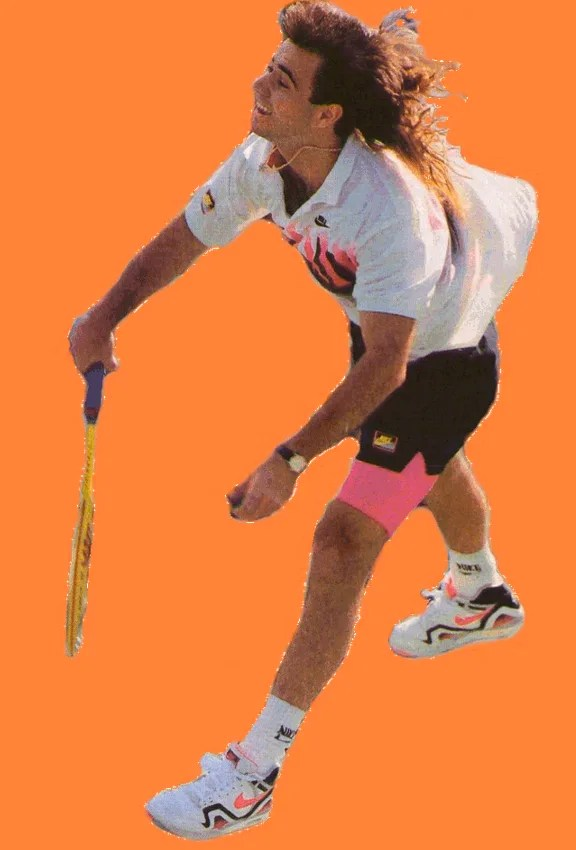 Andre Agassi Halloween Costumes For Sneakerheads Complex