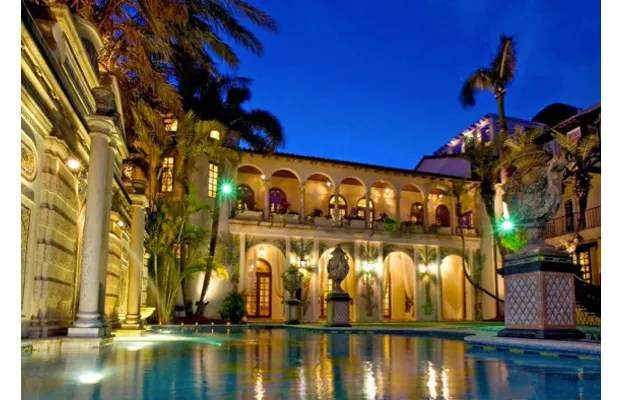 Gianni Versaces Old South Beach Home on the Market for 125 Million  Complex